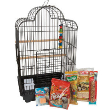 All Living Things® Parrot Starter Kit