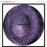 50% OFF SALE Mineral Makeup Eyeshadow Eyeliner Seductress Duo Chrome w/ Glitter