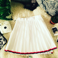 Vintage Tennis skirt pleated 36/s size
