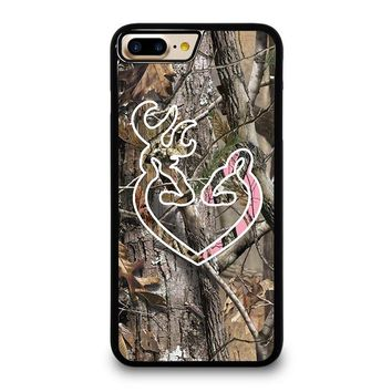 CAMO BROWNING LOVE-PHONE 5 iPhone 7 Plus Case Cover