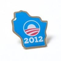 Obama for America | 2012 | Store | Obama-Biden State Lapel Pins - Essentials