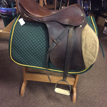 19in Stubben English Saddle