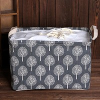 Clothes Holding Baskets Storage Barrels Toy Storage Box