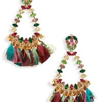 Gas Bijoux Riviera Statement Earrings | Nordstrom