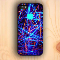 Dream colorful Abstract Lights iPhone 5s Case