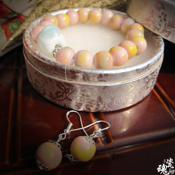 Sweets Accessory Lovely Pottery Jewelry [6586056967]