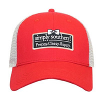 "Simply Southern ""Preppy Trucker"" Hat"