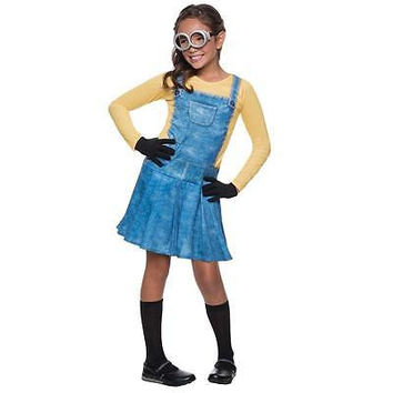 Rubie's Despicable Me Minion Adult Womens Halloween Costume Large (12-14)