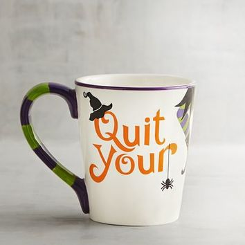 Quit Your Witching Mug