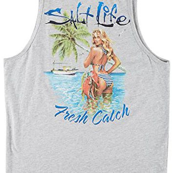 Salt Life Men's Fresh Catch Tank