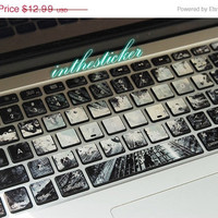 DISCOUNT Macbook decal Macbook Keyboard Decal Macbook Pro Keyboard Skin Macbook Air Sticker apple wireless keyboard Macbook vinyl sticker