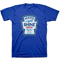 Kerusso Mayo Light Shine for Jesus Spread it Around Christian Unisex Bright T Shirt