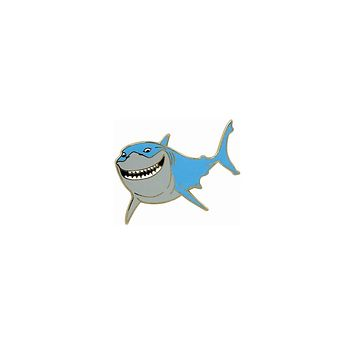 Disney Parks Finding Nemo Bruce the Shark Pin New with Card