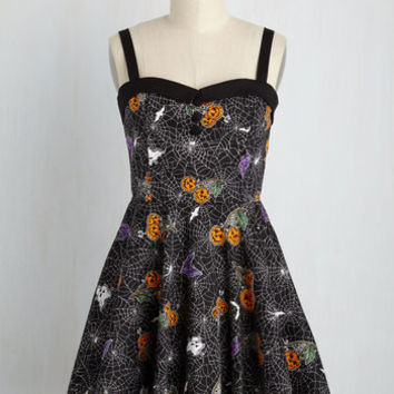 Trick-or-Treat Yourself Dress | Mod Retro Vintage Dresses | ModCloth.com