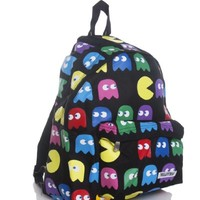 Retro Gamer Ghosts Backpack