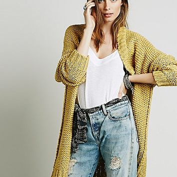 Free People Womens Lounge All Day Cardi