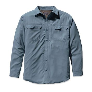 Patagonia Men's Long-Sleeved Sol Patrol® Shirt