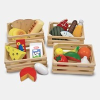 Toddler Melissa & Doug Food Groups Set