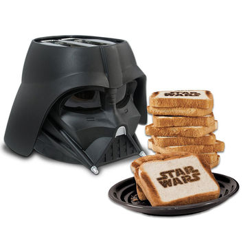 On The Dark Side Darth Vader Toaster