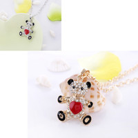 Gift Jewelry Shiny New Arrival Stylish Korean Style Accessory Necklace [6049321665]