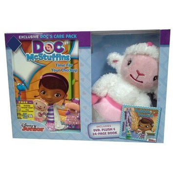 Doc Mcstuffins - Docs Care Pack