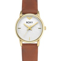 The Huntington Leather Watch RX1020 | Roxy