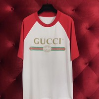 NEW 100% Authentic 2018ss Gucci T Shirt d024