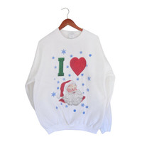 Ugly Christmas Sweater Plus Size Sweatshirt Tacky Christmas Sweater Ugly Christmas Sweatshirt Holiday Sweater Men Ugly Christmas Sweater