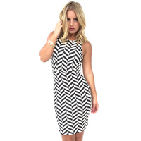 Queen Me Bodycon Dress