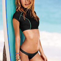 Crop Rashguard - Beach Sexy - Victoria's Secret