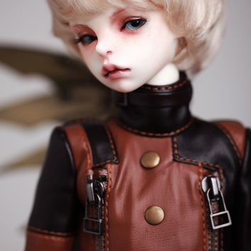 Leon, 44cm Doll Zone Boy - BJD Dolls, Accessories - Alice's Collections