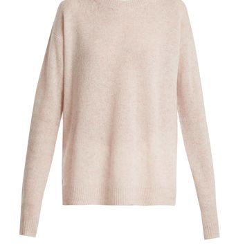Shetland wool-knit sweater | Acne Studios | MATCHESFASHION.COM UK