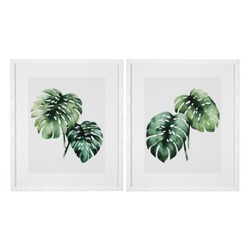 Tropical Print (set of 2) | Eichholtz Tropical
