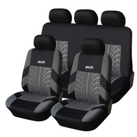 Polyester Fabric Universal Car Seat Cover