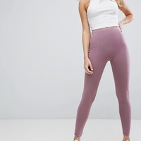 ASOS Ankle Length Leggings at asos.com