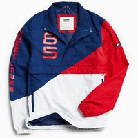 Tommy Hilfiger Retro Block Anorak Jacket | Urban Outfitters