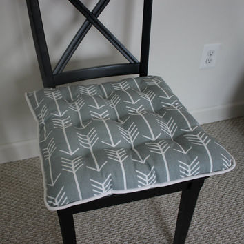 Custom Arrow Chair Cushion