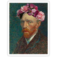 Van Gogh by dogwith16two