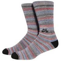 Nike SB Dri-Fit Woodgrain Crew Sock - Men's at CCS