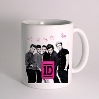 One Direction Where We Are for Mug Design