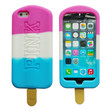 PINK Popsicle 3D iPhone Case