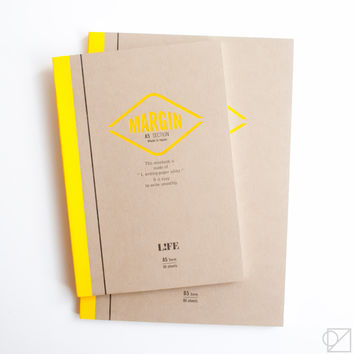 LIFE Margin Notebooks Grid