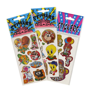 90s Deadstock Sticker Sets