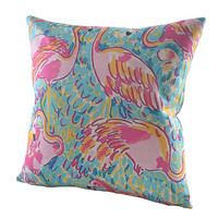 Comfortable Throw Pillow | Flamingo Style