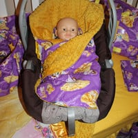 Beauty And The Beast Heavy Weight Swaddler