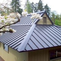 Metal Roofing - Ann Arbor Roofing Services