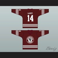 Isaac Lahey 14 Beacon Hills Cyclones Hockey Jersey Teen Wolf TV Series