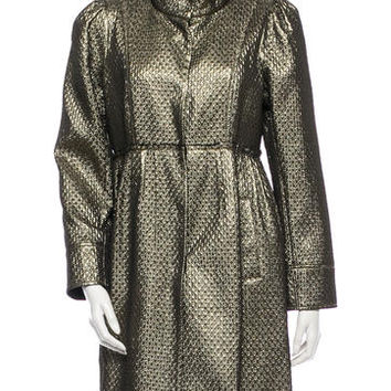 Alice + Olivia Metallic Jacket