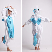 Unicorn Onesuit With Hood, Wings & Tail S, M, L, XL
