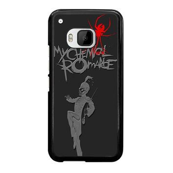 MY CHEMICAL ROMANCE BLACK PARADE 2 HTC One M9 Case Cover